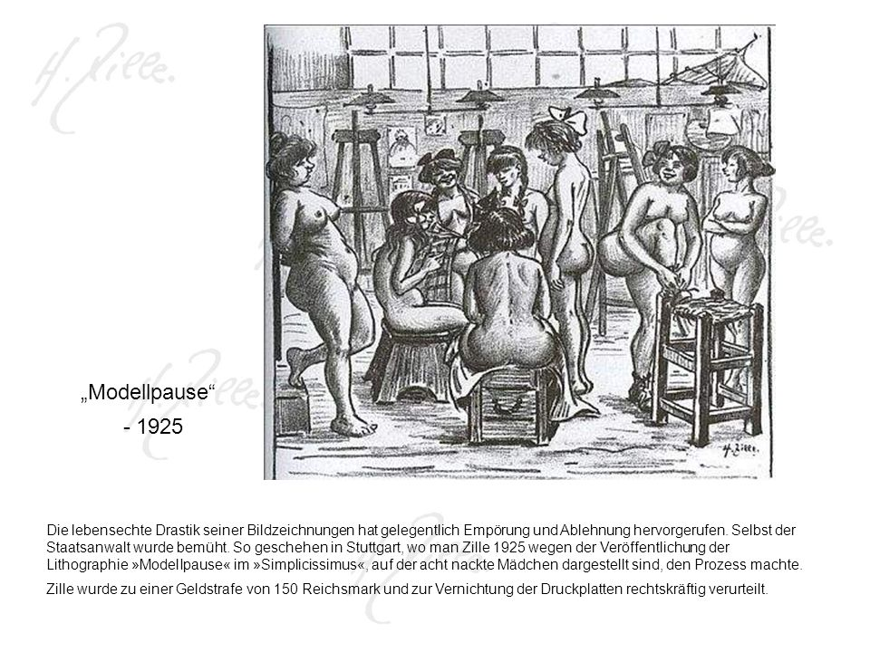 """Modellpause - 1925."