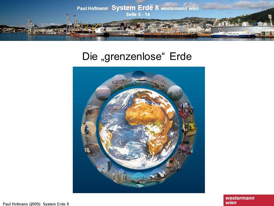 """Die """"grenzenlose Erde"""