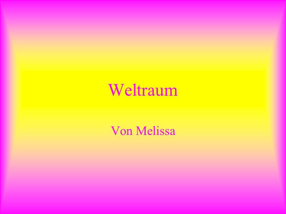 Weltraum Von Melissa