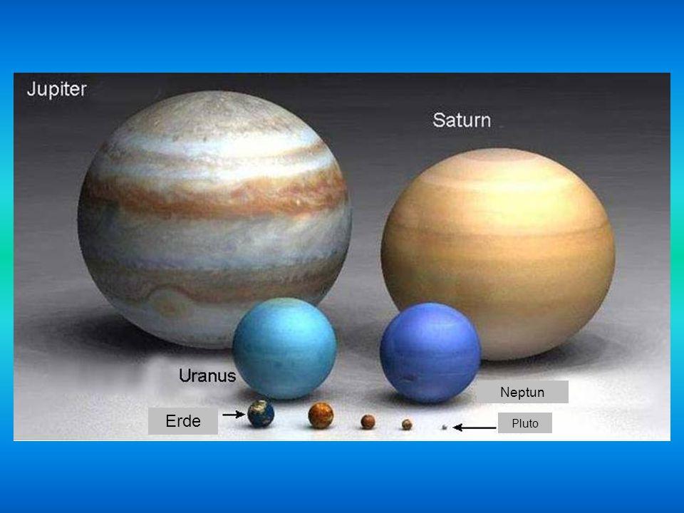 Neptun Erde Pluto