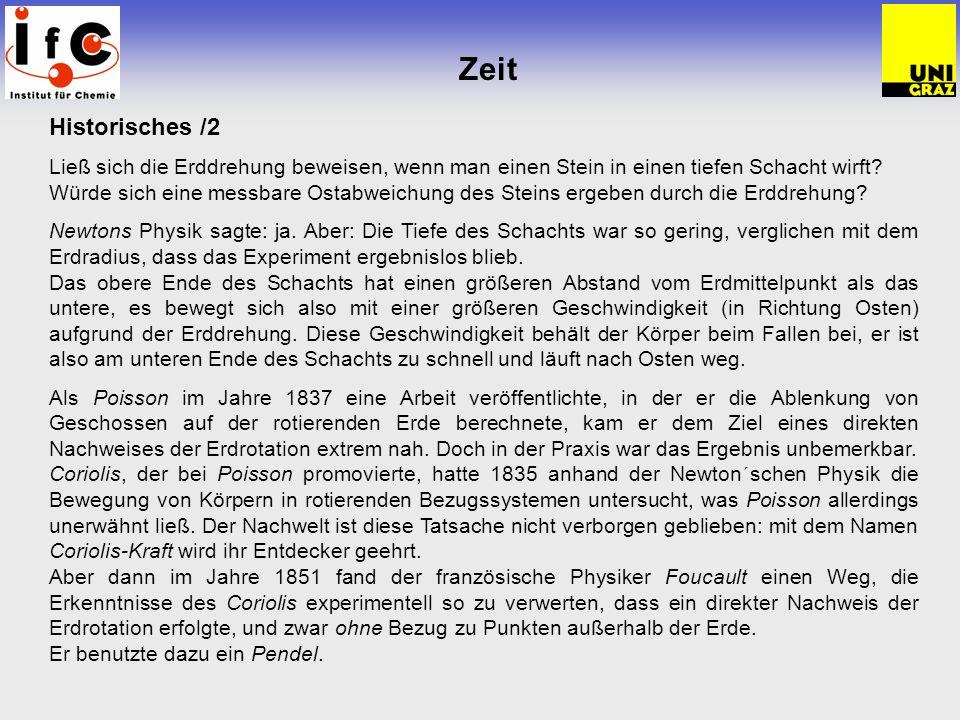 Zeit Historisches /2.