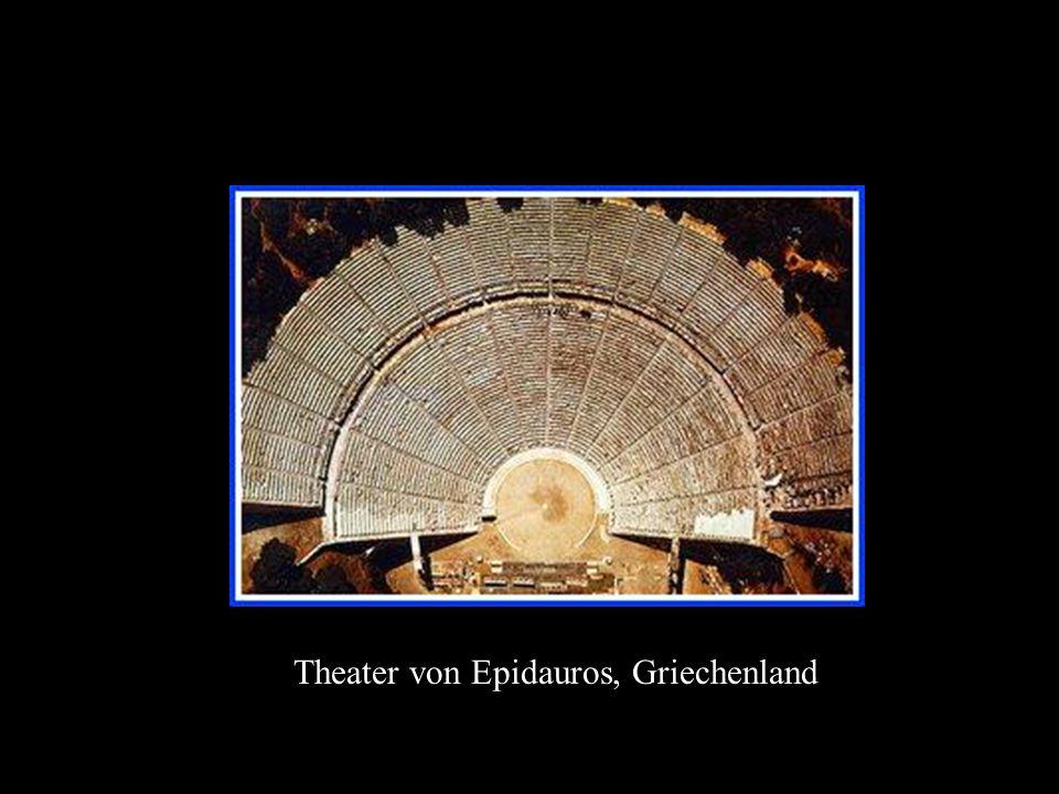 Theater von Epidauros, Griechenland