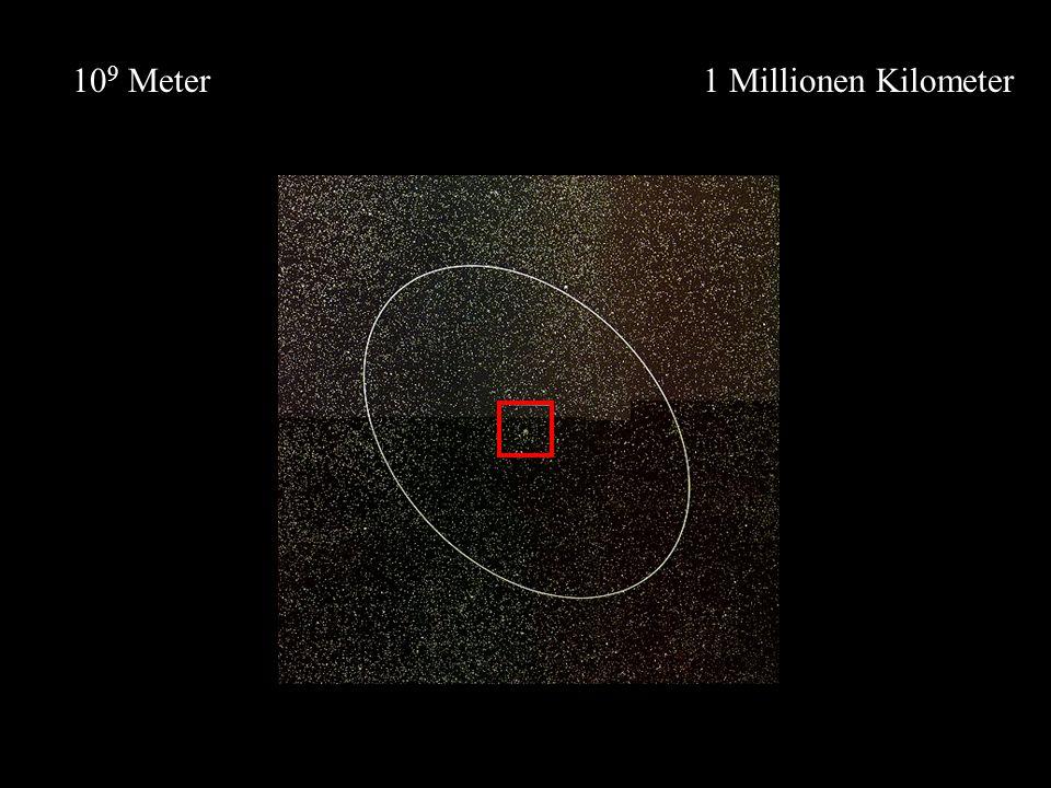 109 Meter 1 Millionen Kilometer