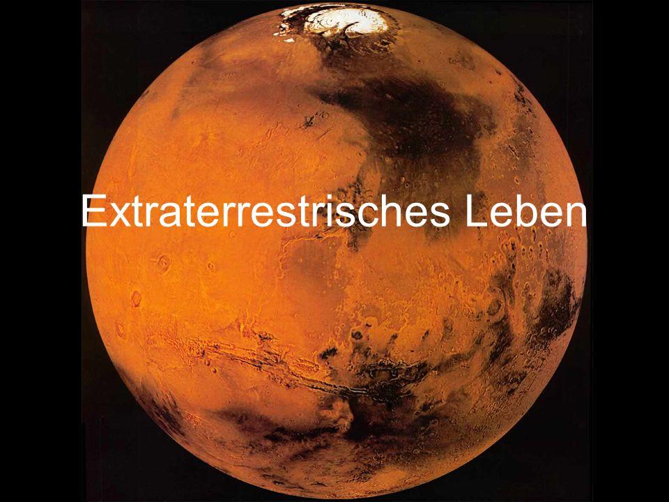 Extraterrestrisches Leben