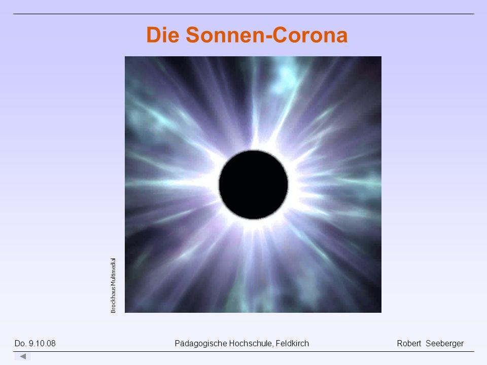 Die Sonnen-Corona Brockhaus Multimedial