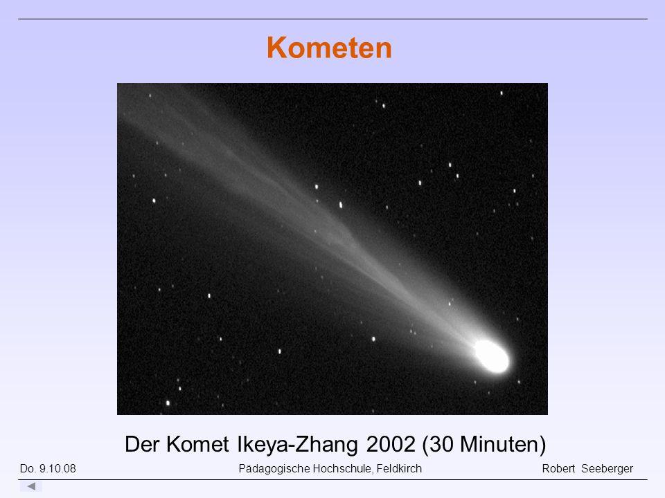 Kometen Der Komet Ikeya-Zhang 2002 (30 Minuten)