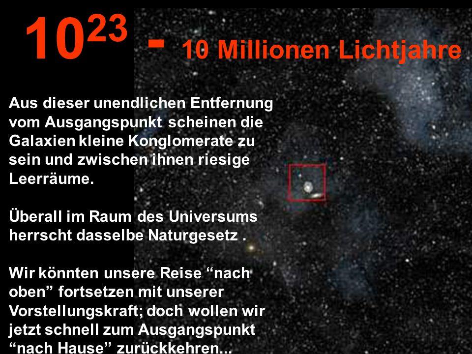 1023 - 10 Millionen Lichtjahre