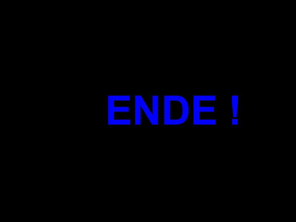 ENDE !
