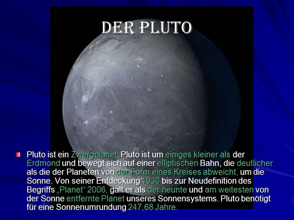 Der Pluto