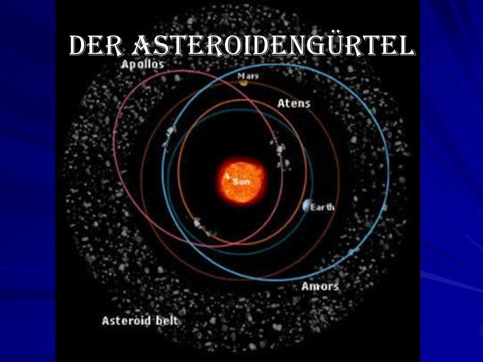 Der Asteroidengürtel