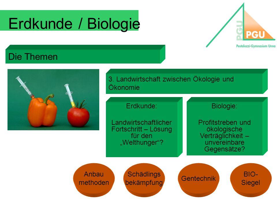 """Landwirtschaftlicher Fortschritt – Lösung für den """"Welthunger"""