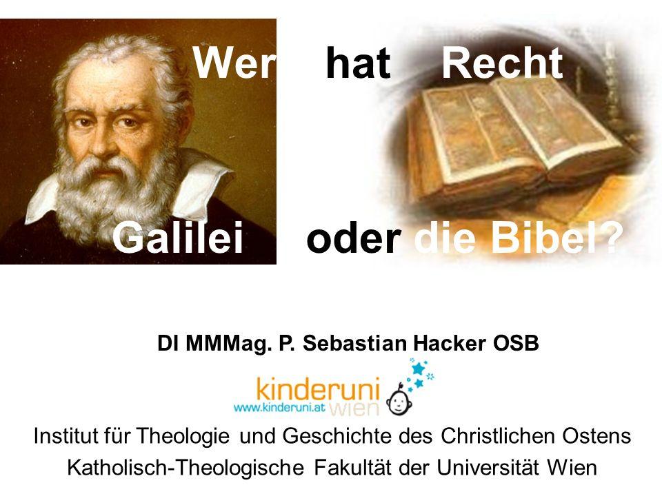 DI MMMag. P. Sebastian Hacker OSB