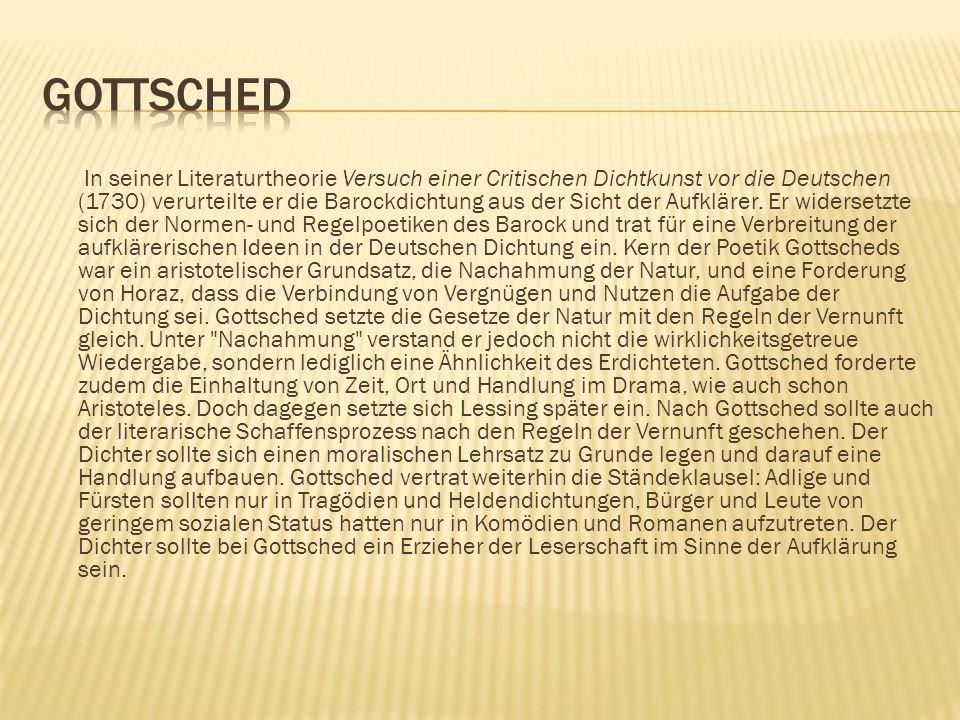 Gottsched