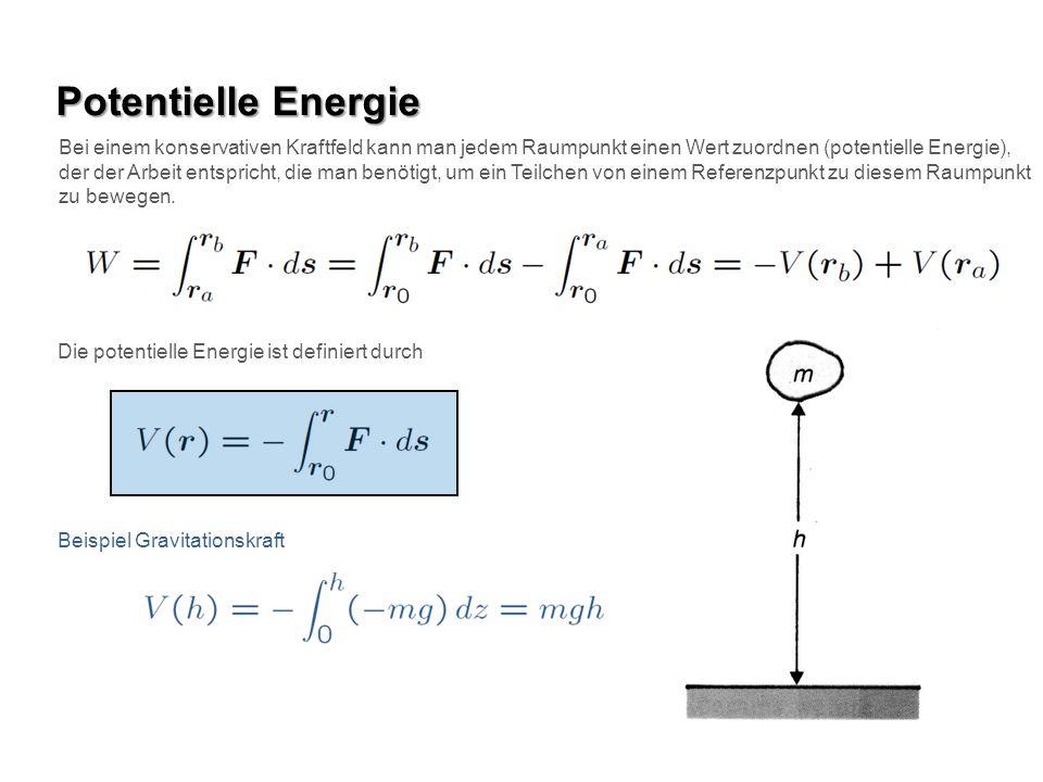 potentielle energie berechnen energie kinetische energie. Black Bedroom Furniture Sets. Home Design Ideas