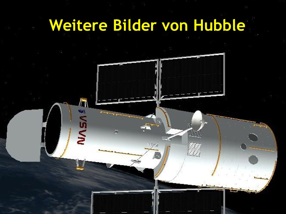 Weitere Bilder von Hubble
