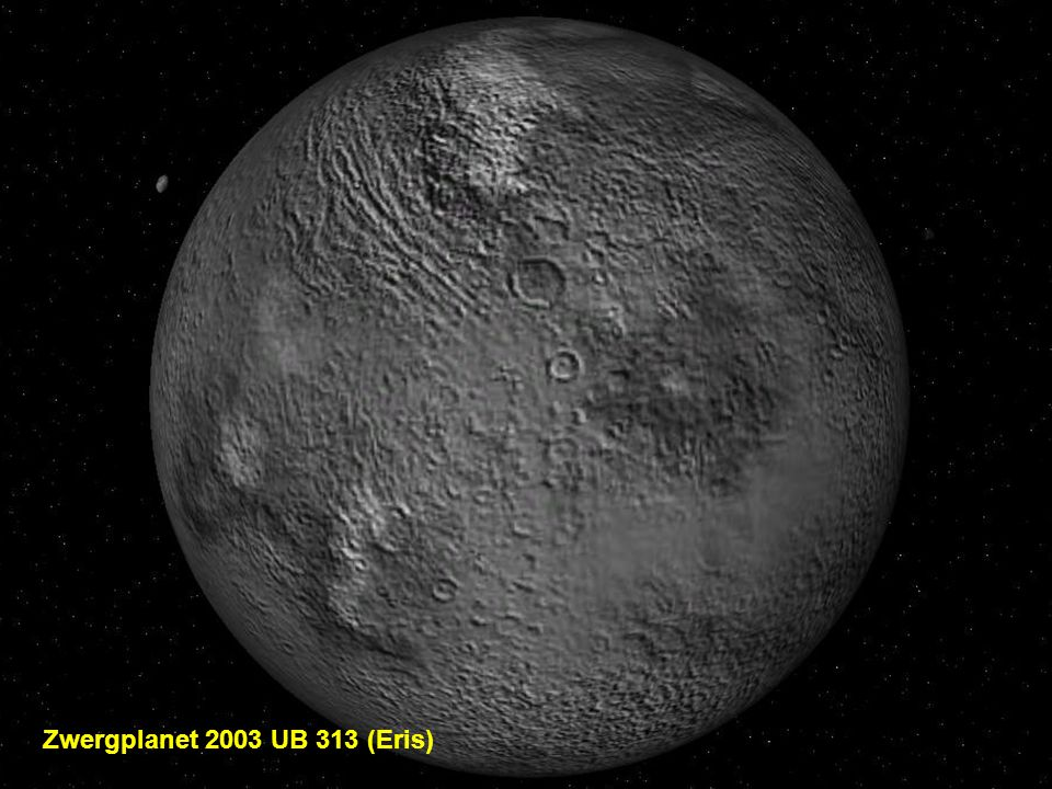 Zwergplanet 2003 UB 313 (Eris)