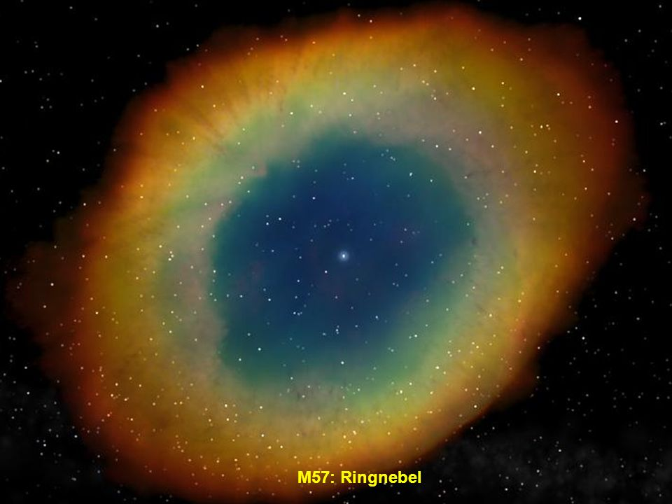 M57: Ringnebel