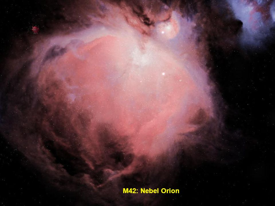 M42: Nebel Orion