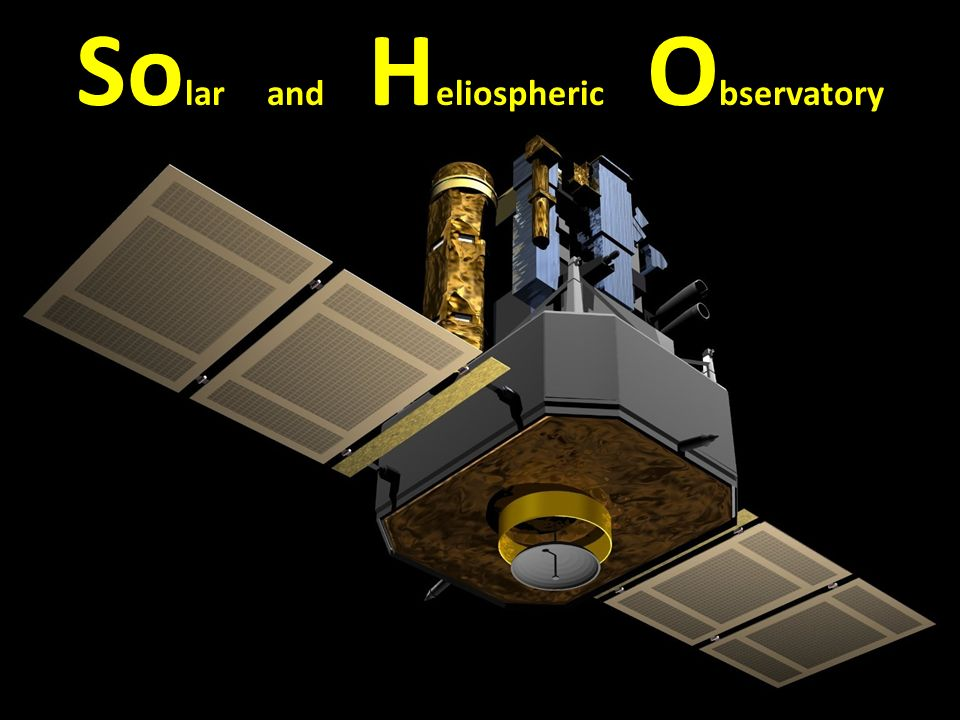 Solar and Heliospheric Observatory