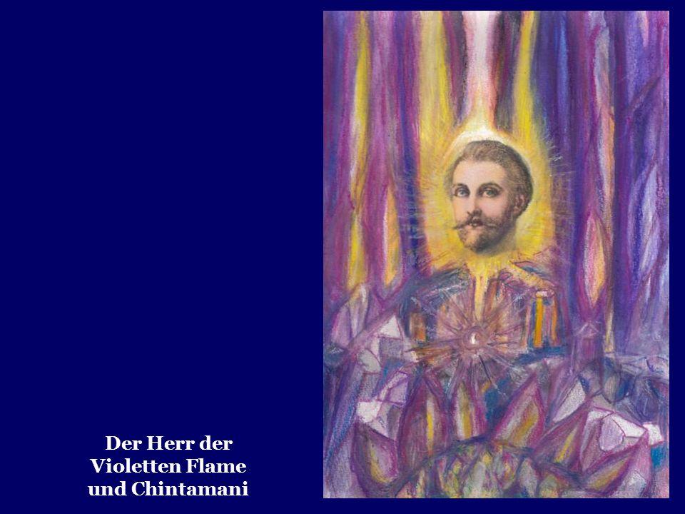 Der Herr der Violetten Flame und Chintamani