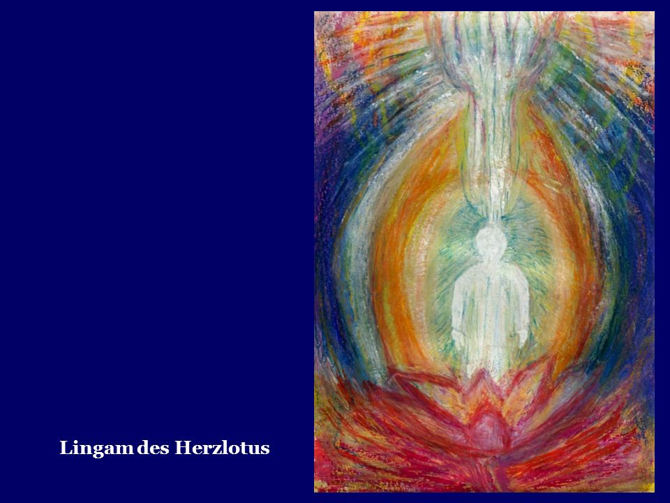 Lingam des Herzlotus
