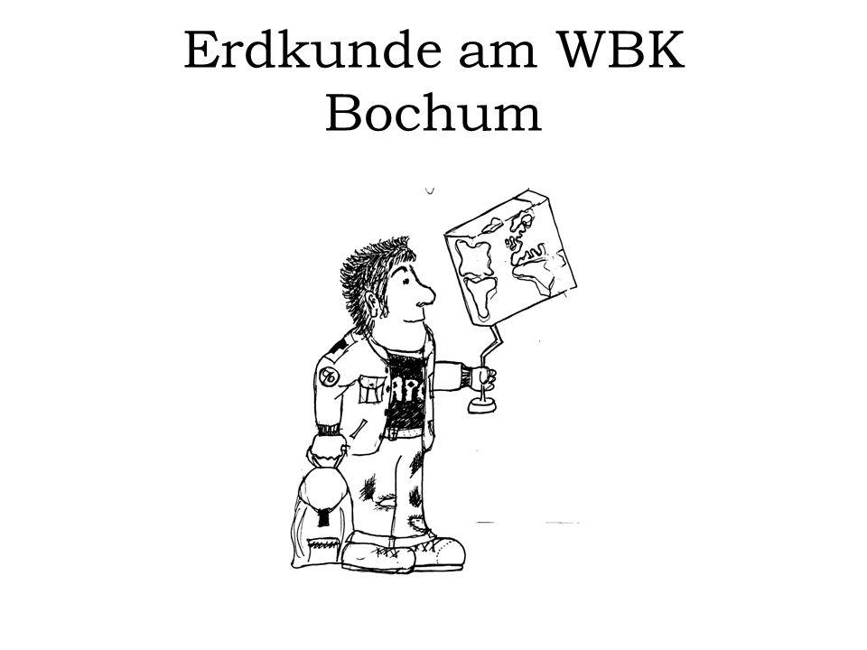 Erdkunde am WBK Bochum