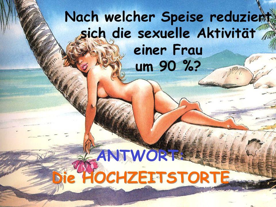 ANTWORT: Die HOCHZEITSTORTE