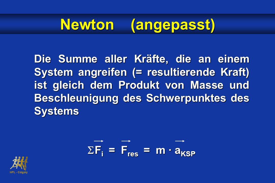 Newton (angepasst)