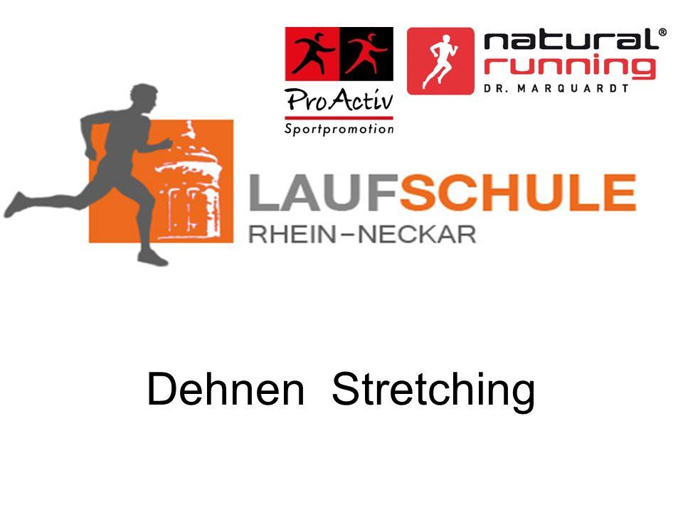 Dehnen Stretching