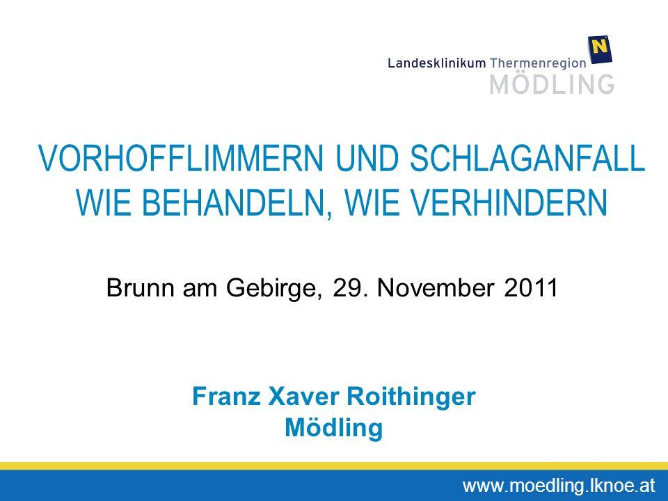 Franz Xaver Roithinger