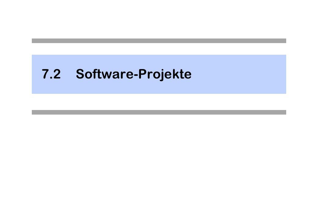 7.2 Software-Projekte