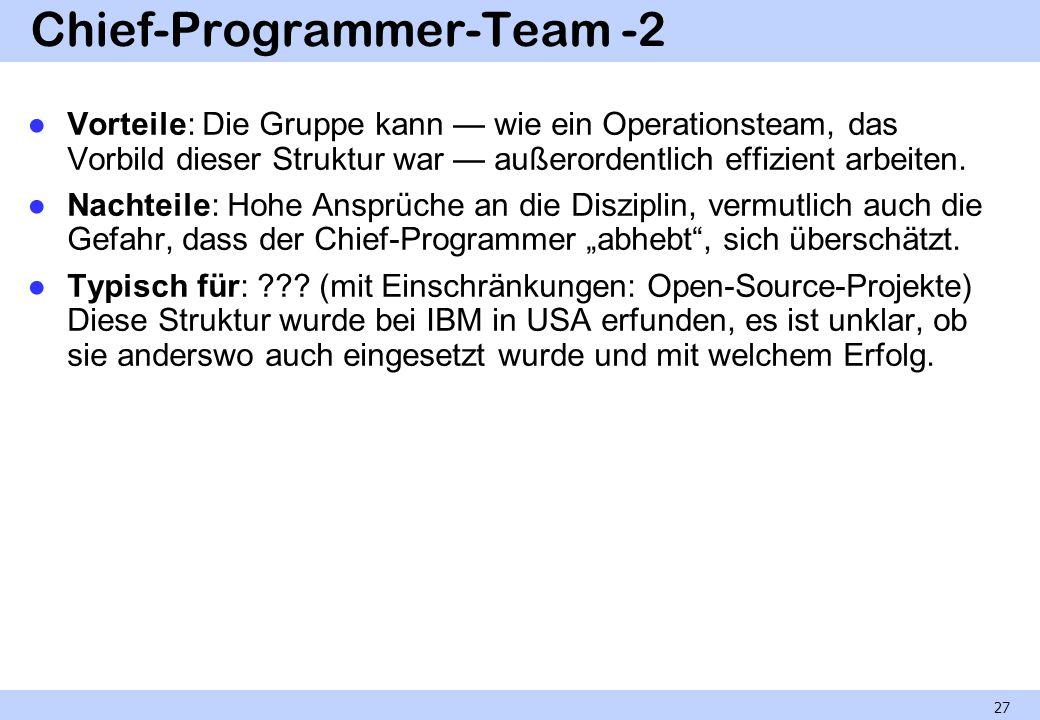 Chief-Programmer-Team -2