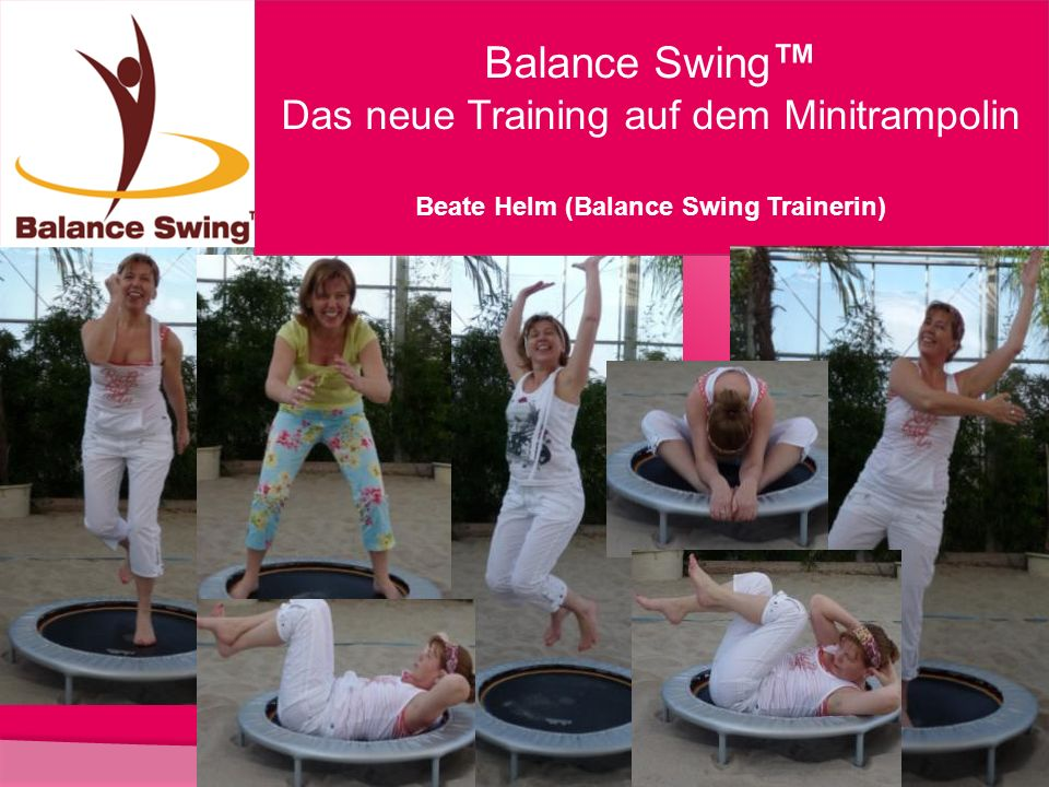 Beate Helm (Balance Swing Trainerin)
