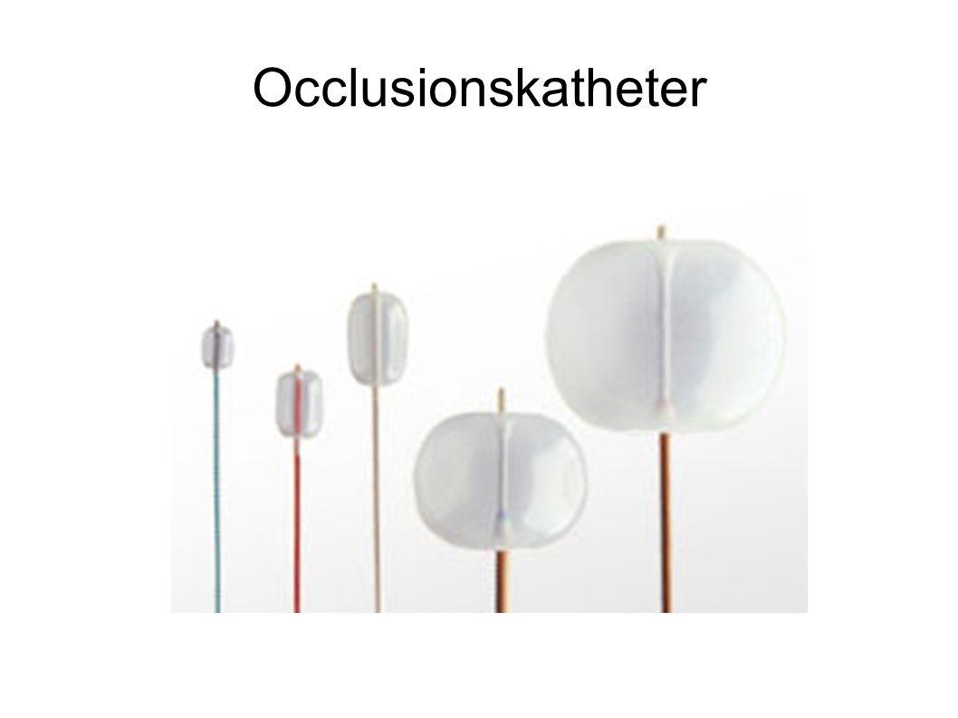 Occlusionskatheter