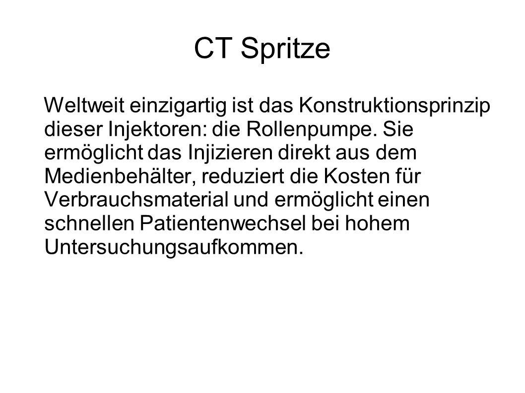 CT Spritze