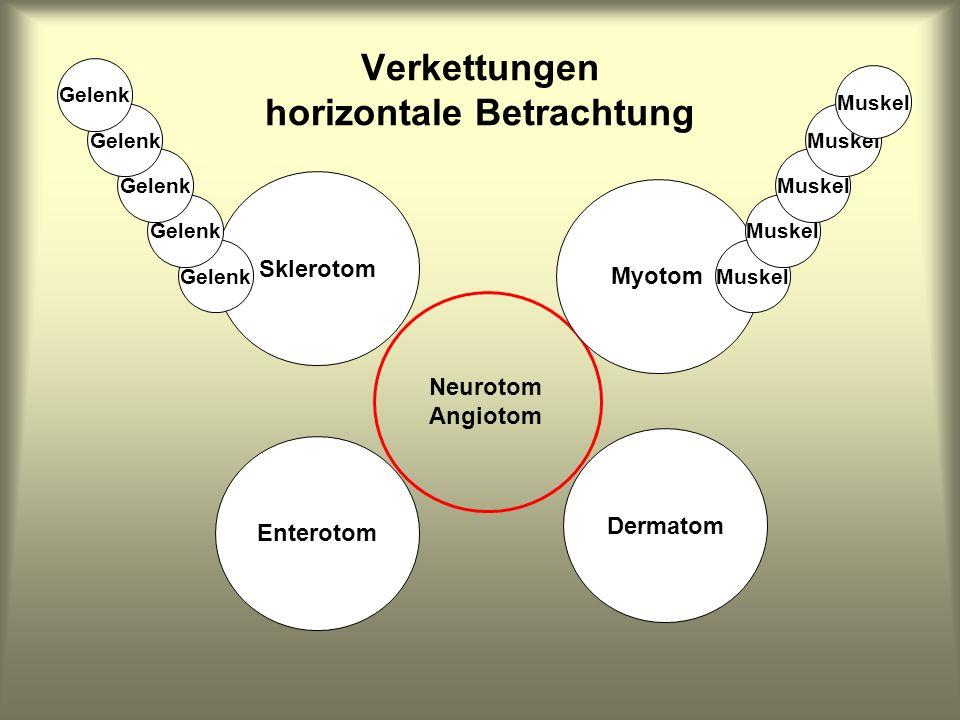 Verkettungen horizontale Betrachtung