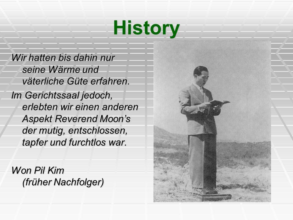 History Wir hatten bis dahin nur seine Wärme und väterliche Güte erfahren.