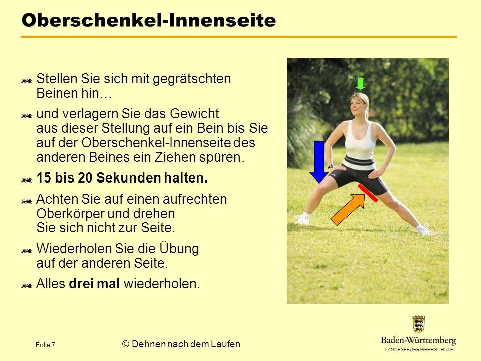 Oberschenkel-Innenseite