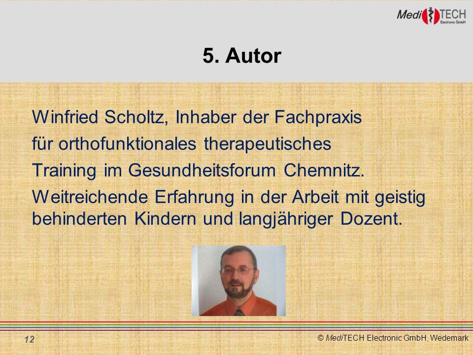 5. Autor