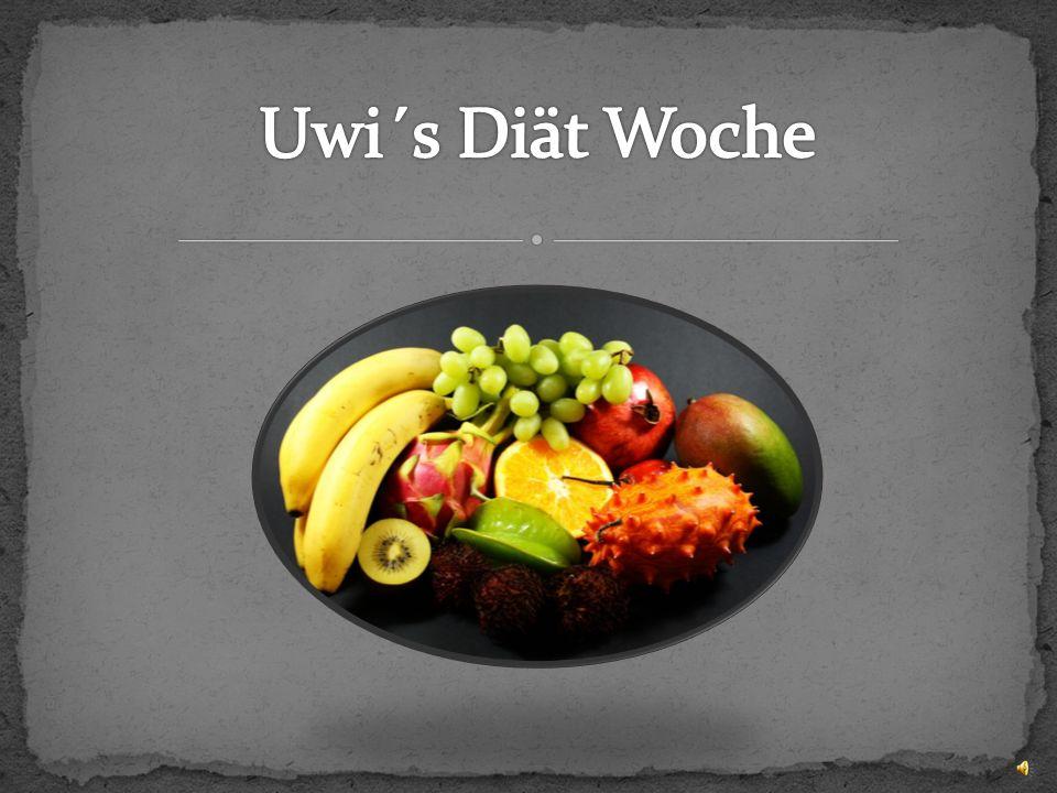 Uwi´s Diät Woche