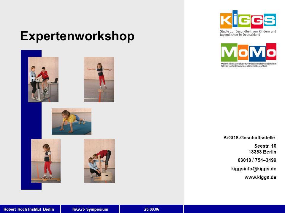 Expertenworkshop