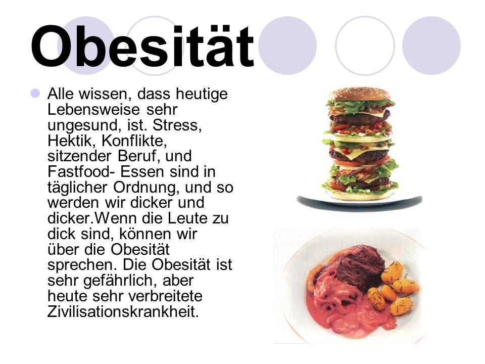 Obesität