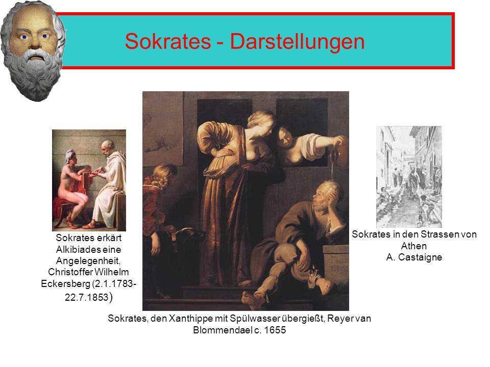 Sokrates - Darstellungen