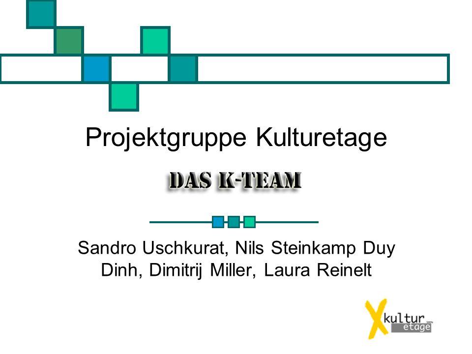 Projektgruppe Kulturetage