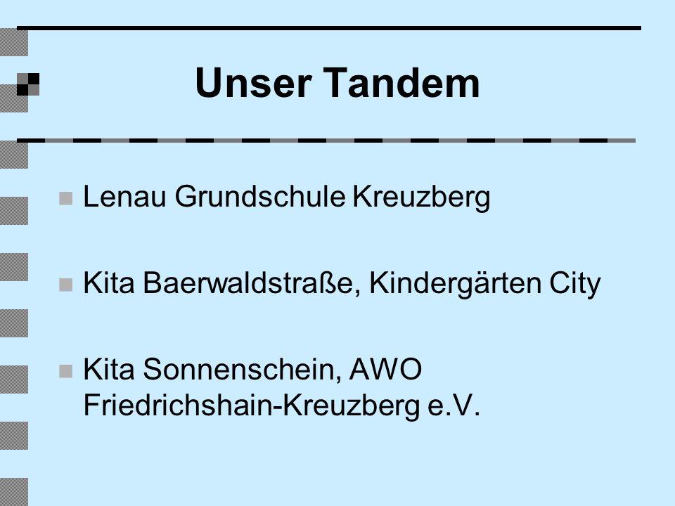 Unser Tandem Lenau Grundschule Kreuzberg