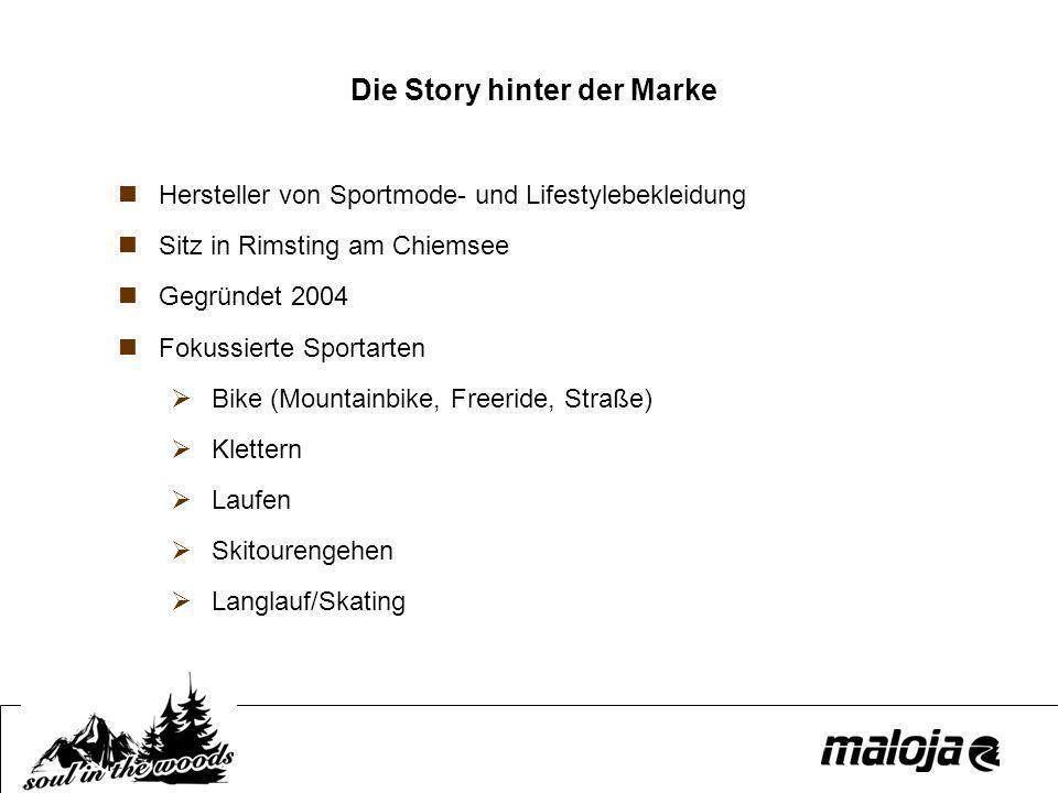 Die Story hinter der Marke