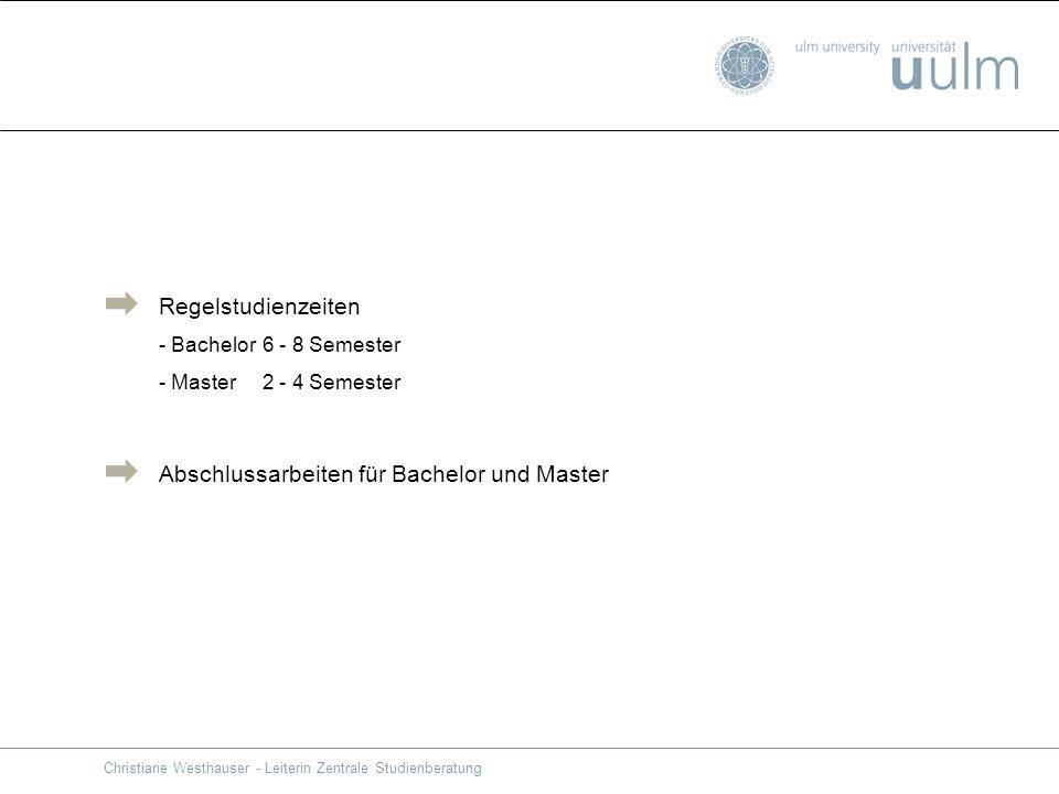 Abschlussarbeiten für Bachelor und Master