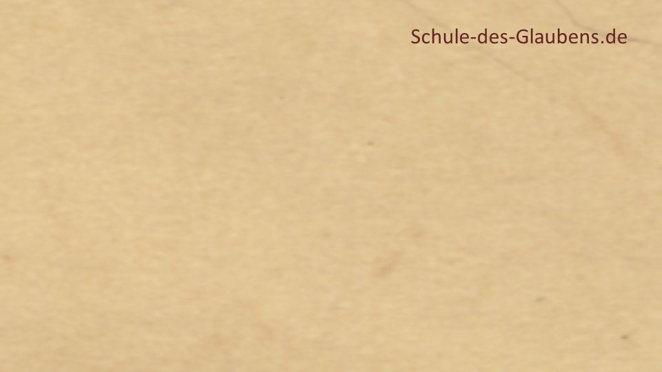 Unser Sein Schule-des-Glaubens.de