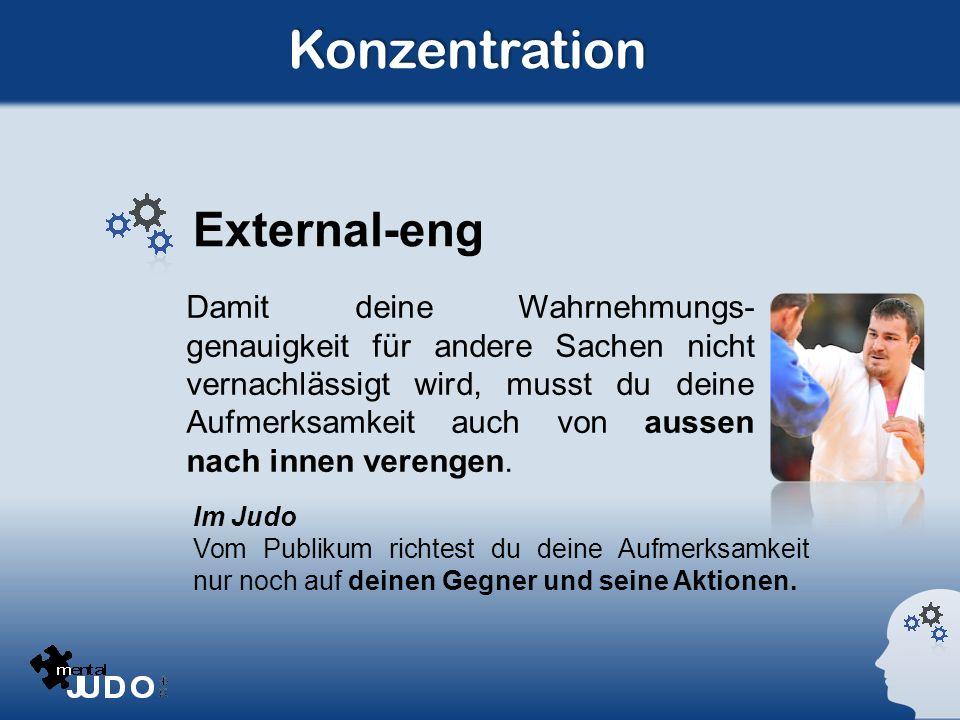 Konzentration External-eng