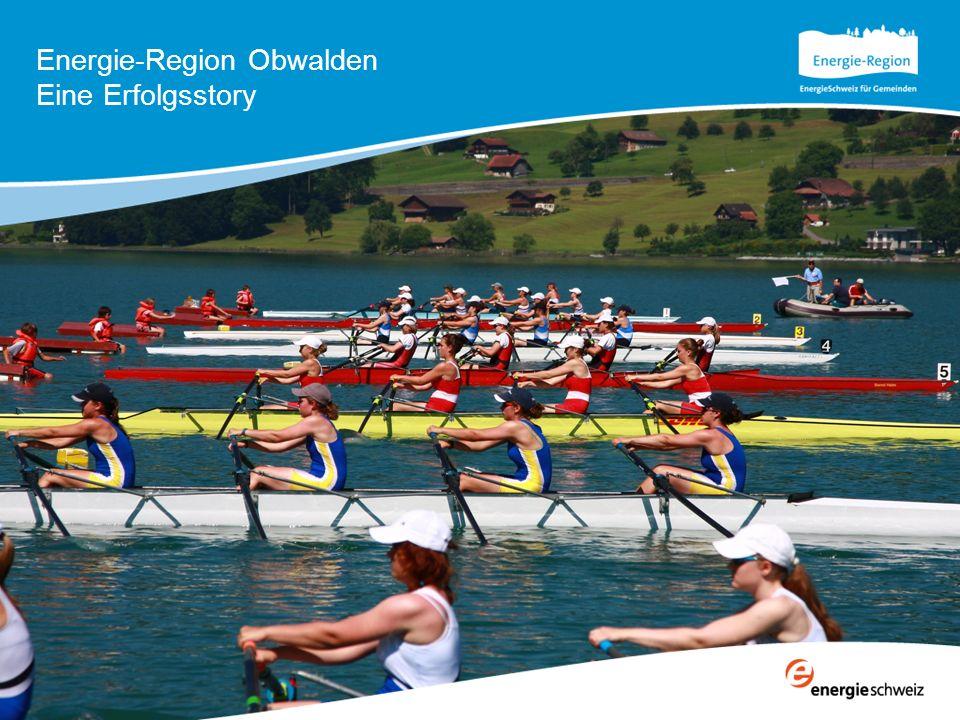 Energie-Region Obwalden Eine Erfolgsstory